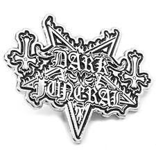 Authentic DARK FUNERAL Logo Enamel Pin NEW