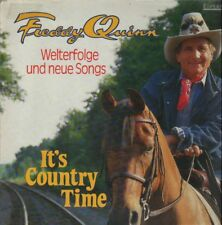 Freddy Quinn its Country time NEAR MINT Esperanza VINILE LP