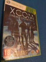 XCOM Enemy Unknown Xbox 360 New Sealed  Free shipping