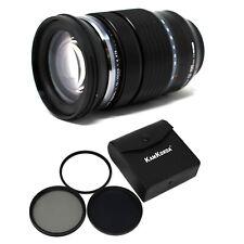 Olympus Zuiko Digitale M. 12-100 f/4.0 ED IS Pro Kit Filtro Nero Regno Unito il giorno successivo DEL