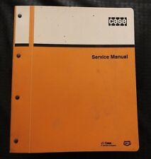 GENUINE CASE 680L 680 590 TRACTOR LOADER BACKHOE SERVICE REPAIR MANUAL VERY GOOD