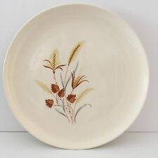 """Taylor Smith Taylor Ever Yours Autumn Harvest Wheat 10"""" Dinner Plate Replacement"""