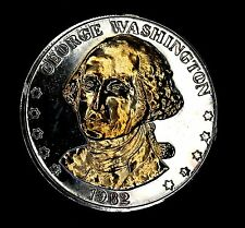 1982 George Washington Double Eagle 250th Anniversary Commemorative Coin