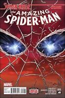 AMAZING SPIDER-MAN #15 1st print MARVEL COMIC 2014 SPIDER-VERSE SPIDER-GWEN NM