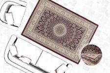 Tapis à motif Oriental pour le salon, 150 cm x 150 cm