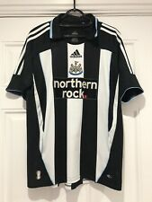 2007-09 Newcastle United Home Shirt - Medium