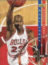 MICHAEL JORDAN 1993-94 Upper Deck All-NBA AN4