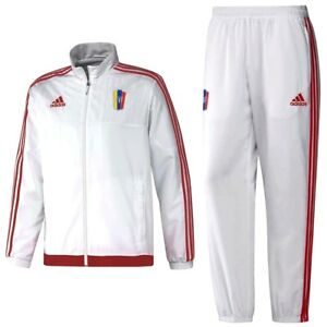 adidas Sportanzug Trainingsanzug Jogginganzug Jacke Hose Suit Herren S08918 NEU