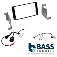 CTKMT12 Double DIN Car Stereo Fascia Fitting Kit for MITSUBISHI L200 Triton