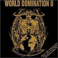 V/A - World Domination II - Osmose Label Compilation 2-CD