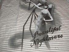 2XL Jack Skellington & Sally ~ Beautiful Nightmare ~ V-Neck Disney Tee Shirt NWT