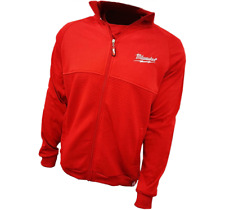 Milwaukee Official Red Training Jacket - Limited - Small