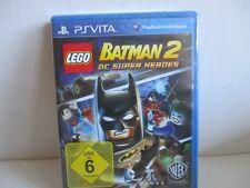 Sony PS Vita Lego Batman 2 DC Super Heroes NEW OVP
