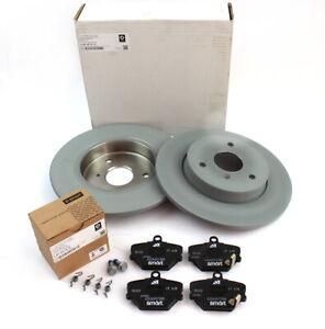 Brake Discs Front Brake Pads Set Left Right Smart Fortwo Roadster 450 451 4