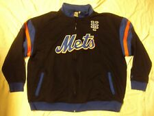 Majestic NY Mets Sweatshirt Full-Zip Adult Size 4XL New Without Tags!