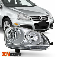 Fit 2006 2007 2008 2009 Volkswagen Jetta Gti Penger Side Halogen Headlight