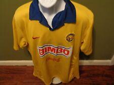 NIKE  club america retro soccer jersey aguilas del america SIZE ADULT MEN XL
