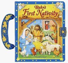 Babys First Nativity: Sionger, Muff Board book
