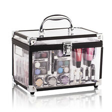 Mixed Makeup Kit Cosmetic Set Case All In One Brushes Eyeshadow Palette Lipstick