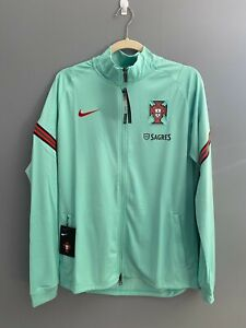 Player Issue Portugal FPF L Track Suit Jacket Pants NIKE Match Worn Training