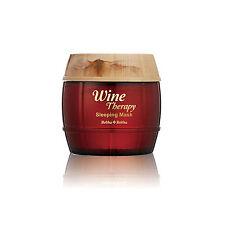 [KOREA MALL] HOLIKA HOLIKA Wine Therapy Sleeping Mask 120ml {Red Wine}