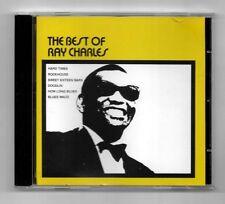 ALBUM CD / RAY CHARLES - THE BEST OF / 6 TITRES ALBUM ATLANTIC JAZZ
