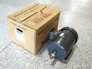 "NEW BALDOR M3710T MOTOR 7.5HP 208-230/460V 1770RPM 213T 37G813S150H1 1-3/8"" DIA."