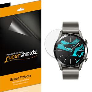 6X Supershieldz Clear Screen Protector for Huawei Watch GT 2 (46mm)