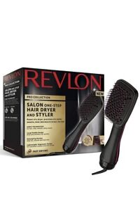 Revlon Pro Collection Salon One Step 2-in-1 Ionic Hair Dryer + Styler