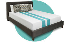 """Cal King Size Rally Gel Memory Foam Mattress Plush 11.5"""" Inches (MADE IN USA)"""