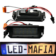 2x Hyundai i10 i20 Coupe Gk HP Xg - LED License Plate Light Module - 6000K