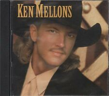 Ken Mellons ~ Ken Mellons ~ Country ~ CD ~ Used VG