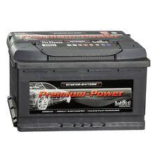 intact Premium Power PP90MF Autobatterie 12V 90Ah 720A/EN Starterbatterie