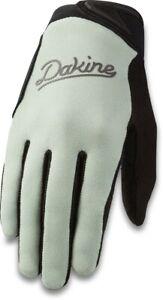 Dakine Syncline Cycling Bike Gloves, Women's Medium, Desert Sage Green New 2021