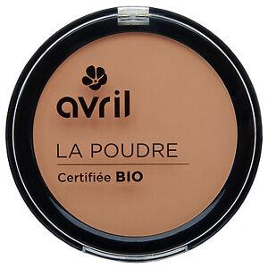 Poudre compacte certifiée bio Avril - Abricot