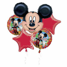 Mickey Mouse Party Supplies 5 FOIL BALLOON BOUQUET Anagram