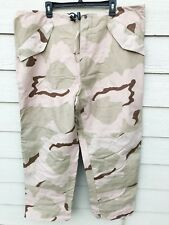 USGI ECWCS GORE-TEX COLD WEATHER DESERT CAMOUFLAGE PANTS - X-LARGE LONG #2