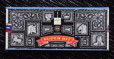 100g Box Satya SUPER HIT NAG CHAMPA Scent Incense Insence Sticks Bulk Value Pack