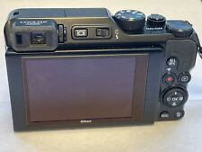 Nikon Coolpix A1000 16MP 4K UHD Digital Camera - NOT WORKING & FOR PARTS ONLY