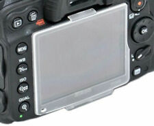 USA BM-8 Crystal Plastic Monitor LCD Screen Protector Cover for Nikon D300S 300