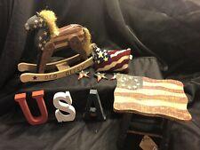 Boyds Bear Americana Accessories Decor