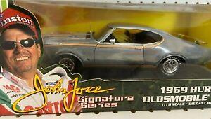 ERTL American Muscle 1:18 John Force 1969 Hurst Oldsmobile 4-5-5 Diecast #32875