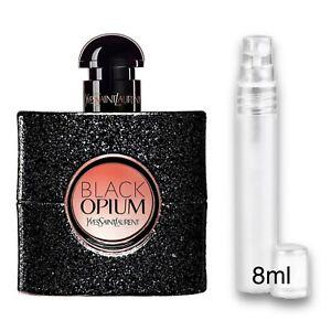 Yves Saint Laurent Black Opium Perfume ** SAMPLE SIZE: 8ml **