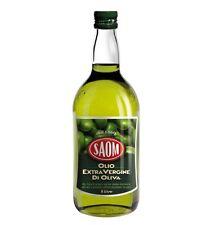 Saom Extra Natives Olive Olivenöl 1Lt nativ italien olio extravergine di oliva