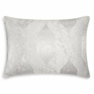 Hudson Park STANDARD Pillow Sham Aurora Silver 283