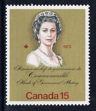Canada #621(7) 1973 15 cent Elizabeth II Royal Visit to Ottawa MNH