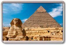 FRIDGE MAGNET - SPHINX - Large Jumbo - Egypt Giza Cairo Pyramids