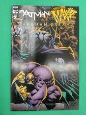 Batman The Maxx Arkham Dreams #2 1:10 Kelly Jones Variant Cover