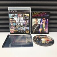 GTA Grand Theft Auto IV Edition - Liberty City Stories Playstation 3 PS3