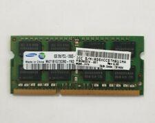 8GB SAMSUNG DDR3L-1600 PC3L-12800 M471B1G73DB0-YK0 Low Voltage Laptop Memory RAM